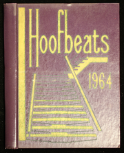Page 1, 1964 Edition, Burges High School - Hoofbeats Yearbook (El Paso, TX) online yearbook collection