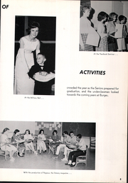 Page 13, 1964 Edition, Burges High School - Hoofbeats Yearbook (El Paso, TX) online yearbook collection