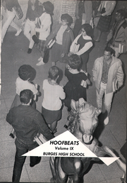 Page 9, 1964 Edition, Burges High School - Hoofbeats Yearbook (El Paso, TX) online yearbook collection