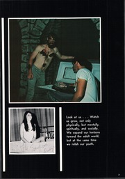 Page 11, 1969 Edition, Burges High School - Hoofbeats Yearbook (El Paso, TX) online yearbook collection