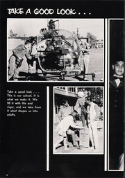Page 16, 1969 Edition, Burges High School - Hoofbeats Yearbook (El Paso, TX) online yearbook collection