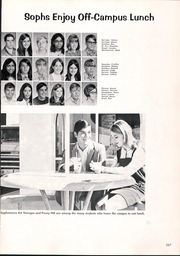 Page 267, 1971 Edition, Burges High School - Hoofbeats Yearbook (El Paso, TX) online yearbook collection