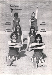 Page 272, 1971 Edition, Burges High School - Hoofbeats Yearbook (El Paso, TX) online yearbook collection