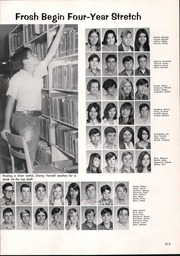 Page 273, 1971 Edition, Burges High School - Hoofbeats Yearbook (El Paso, TX) online yearbook collection
