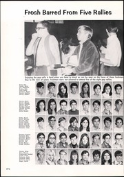 Page 276, 1971 Edition, Burges High School - Hoofbeats Yearbook (El Paso, TX) online yearbook collection