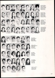Page 277, 1971 Edition, Burges High School - Hoofbeats Yearbook (El Paso, TX) online yearbook collection