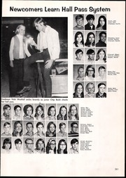 Page 281, 1971 Edition, Burges High School - Hoofbeats Yearbook (El Paso, TX) online yearbook collection