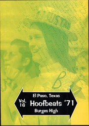 Page 5, 1971 Edition, Burges High School - Hoofbeats Yearbook (El Paso, TX) online yearbook collection