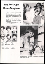 Page 54, 1971 Edition, Burges High School - Hoofbeats Yearbook (El Paso, TX) online yearbook collection