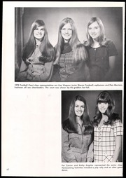 Page 66, 1971 Edition, Burges High School - Hoofbeats Yearbook (El Paso, TX) online yearbook collection