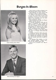 Page 69, 1971 Edition, Burges High School - Hoofbeats Yearbook (El Paso, TX) online yearbook collection