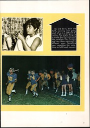 Page 7, 1971 Edition, Burges High School - Hoofbeats Yearbook (El Paso, TX) online yearbook collection