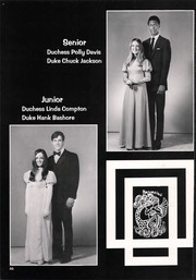 Page 70, 1971 Edition, Burges High School - Hoofbeats Yearbook (El Paso, TX) online yearbook collection