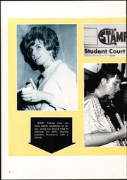 Page 8, 1971 Edition, Burges High School - Hoofbeats Yearbook (El Paso, TX) online yearbook collection