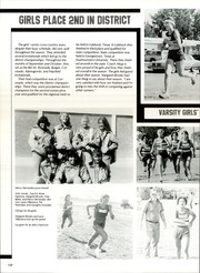 Page 162, 1985 Edition, Burges High School - Hoofbeats Yearbook (El Paso, TX) online yearbook collection