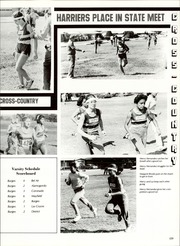 Page 163, 1985 Edition, Burges High School - Hoofbeats Yearbook (El Paso, TX) online yearbook collection