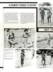 Page 164, 1985 Edition, Burges High School - Hoofbeats Yearbook (El Paso, TX) online yearbook collection