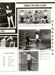 Page 167, 1985 Edition, Burges High School - Hoofbeats Yearbook (El Paso, TX) online yearbook collection