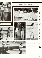 Page 171, 1985 Edition, Burges High School - Hoofbeats Yearbook (El Paso, TX) online yearbook collection