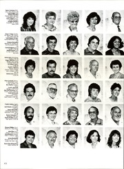 Page 176, 1985 Edition, Burges High School - Hoofbeats Yearbook (El Paso, TX) online yearbook collection