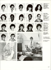 Page 177, 1985 Edition, Burges High School - Hoofbeats Yearbook (El Paso, TX) online yearbook collection