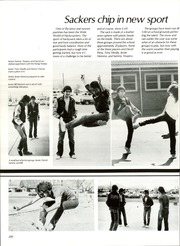 Page 204, 1985 Edition, Burges High School - Hoofbeats Yearbook (El Paso, TX) online yearbook collection