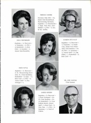 Page 17, 1965 Edition, Allen High School - Eagle Yearbook (Allen, TX) online yearbook collection