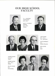 Page 11, 1966 Edition, Allen High School - Eagle Yearbook (Allen, TX) online yearbook collection