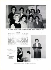 Page 14, 1966 Edition, Allen High School - Eagle Yearbook (Allen, TX) online yearbook collection