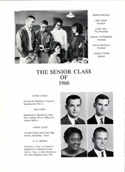 Page 16, 1966 Edition, Allen High School - Eagle Yearbook (Allen, TX) online yearbook collection