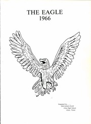 Page 5, 1966 Edition, Allen High School - Eagle Yearbook (Allen, TX) online yearbook collection