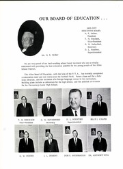 Page 8, 1966 Edition, Allen High School - Eagle Yearbook (Allen, TX) online yearbook collection