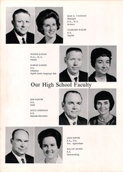 Page 12, 1967 Edition, Allen High School - Eagle Yearbook (Allen, TX) online yearbook collection