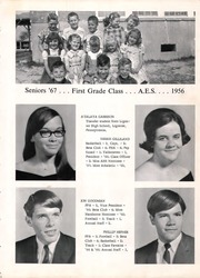 Page 17, 1967 Edition, Allen High School - Eagle Yearbook (Allen, TX) online yearbook collection