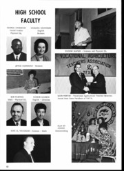 Page 14, 1969 Edition, Allen High School - Eagle Yearbook (Allen, TX) online yearbook collection