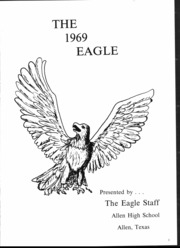 Page 3, 1969 Edition, Allen High School - Eagle Yearbook (Allen, TX) online yearbook collection
