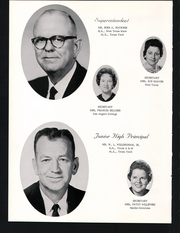 Page 10, 1964 Edition, Seagraves High School - Talon Yearbook (Seagraves, TX) online yearbook collection