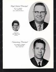Page 11, 1964 Edition, Seagraves High School - Talon Yearbook (Seagraves, TX) online yearbook collection