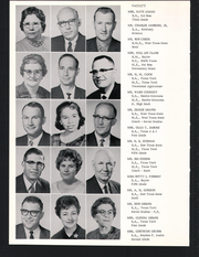 Page 12, 1964 Edition, Seagraves High School - Talon Yearbook (Seagraves, TX) online yearbook collection