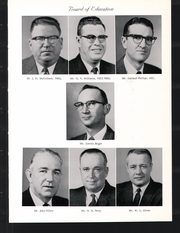Page 15, 1964 Edition, Seagraves High School - Talon Yearbook (Seagraves, TX) online yearbook collection