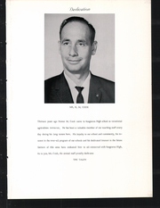 Page 7, 1964 Edition, Seagraves High School - Talon Yearbook (Seagraves, TX) online yearbook collection