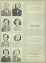 Page 15, 1949 Edition, Clarksville High School - Tiger Claw Yearbook (Clarksville, TX) online yearbook collection