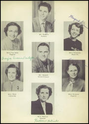 Page 13, 1950 Edition, Clarksville High School - Tiger Claw Yearbook (Clarksville, TX) online yearbook collection