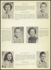 Page 17, 1950 Edition, Clarksville High School - Tiger Claw Yearbook (Clarksville, TX) online yearbook collection