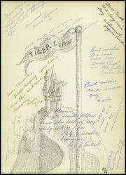 Page 5, 1950 Edition, Clarksville High School - Tiger Claw Yearbook (Clarksville, TX) online yearbook collection