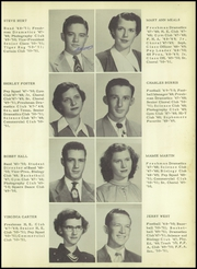 Page 17, 1951 Edition, Clarksville High School - Tiger Claw Yearbook (Clarksville, TX) online yearbook collection