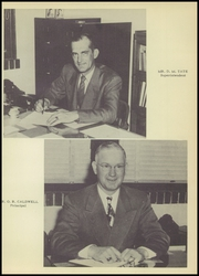 Page 11, 1952 Edition, Clarksville High School - Tiger Claw Yearbook (Clarksville, TX) online yearbook collection