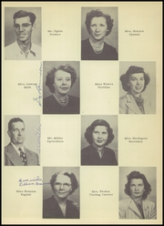 Page 13, 1952 Edition, Clarksville High School - Tiger Claw Yearbook (Clarksville, TX) online yearbook collection