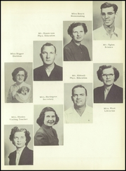Page 13, 1953 Edition, Clarksville High School - Tiger Claw Yearbook (Clarksville, TX) online yearbook collection