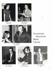 Page 17, 1973 Edition, Clarksville High School - Tiger Claw Yearbook (Clarksville, TX) online yearbook collection